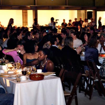 Julio Caesar Morales, Interrupted Passage Opening Night Banquet