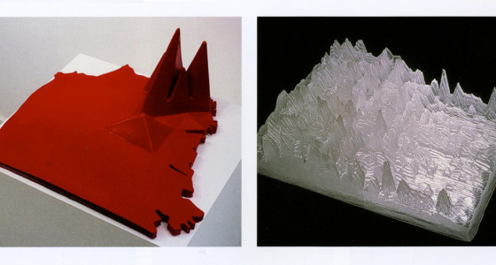 David Hinman, Sound topography, glass shattering