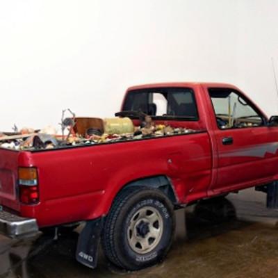 Jedidiah Caesar, Truck (California Road Trip)