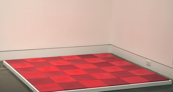 Rachel Lachowicz, Homage to Carl Andre