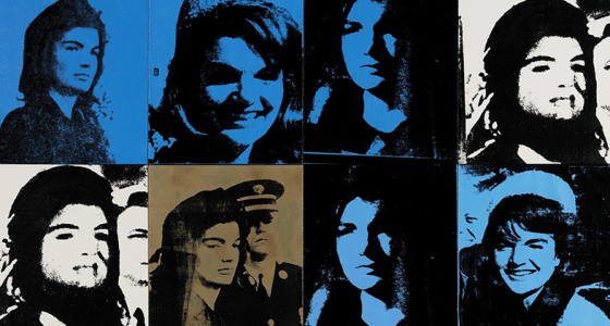 Andy Warhol, 16 Jackies