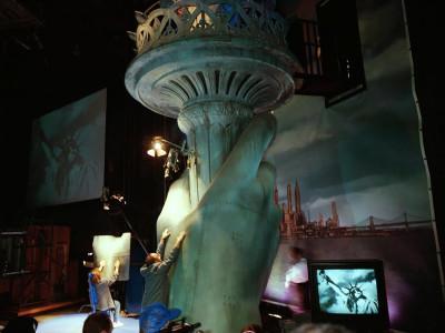 Carl De Keyzer, Universal Studios Opening
