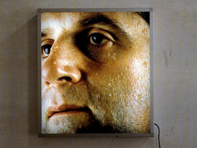Mark Luytens, Untitled (Self Portrait)