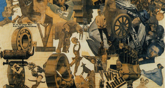 Hannah Hoch, Cut With A Kitchen Knife