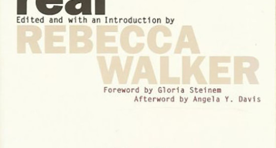 Rebecca Walker, To Be Real book cover