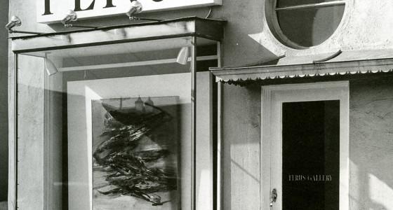 Ferus Gallery Façade